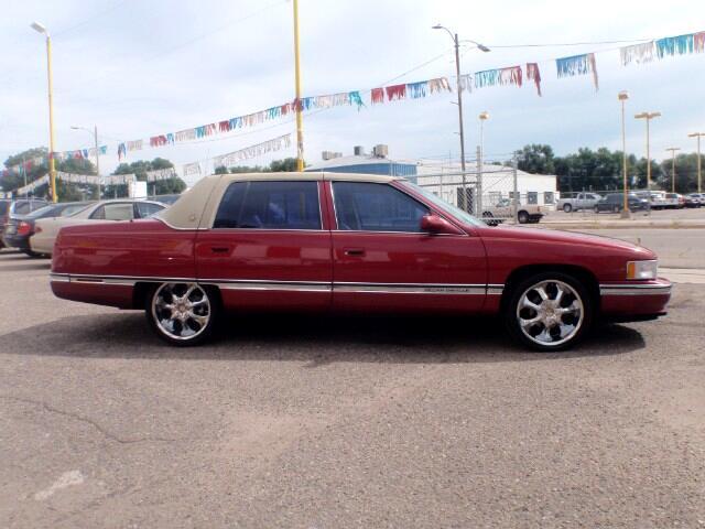 Cadillac DeVille Sedan 1996