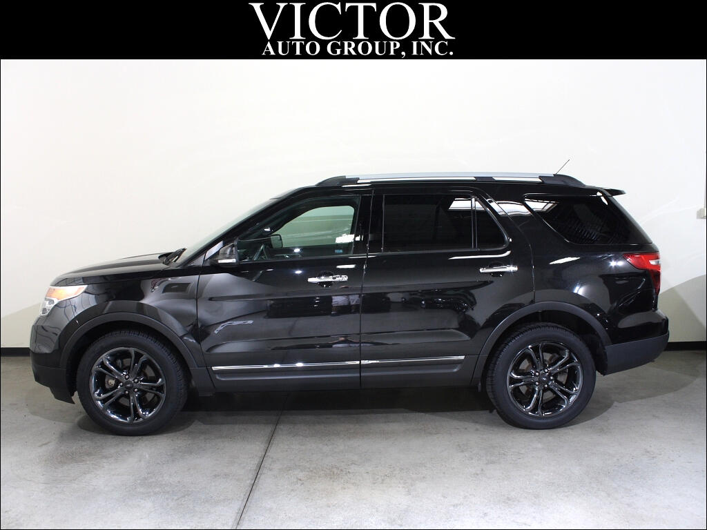 2014 Ford Explorer Limited 4WD