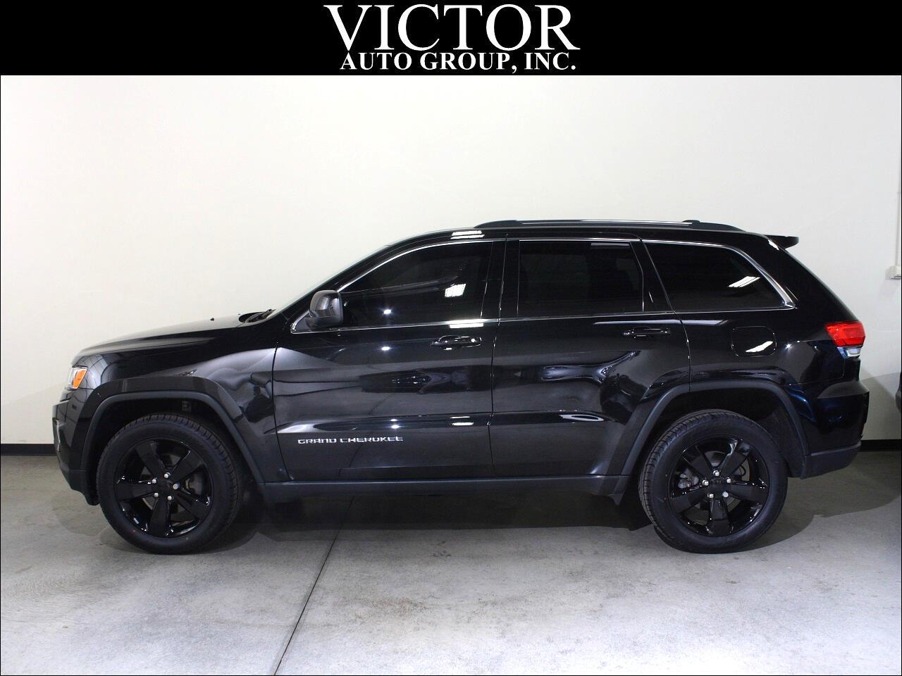 Jeep Grand Cherokee Laredo 4WD 2016