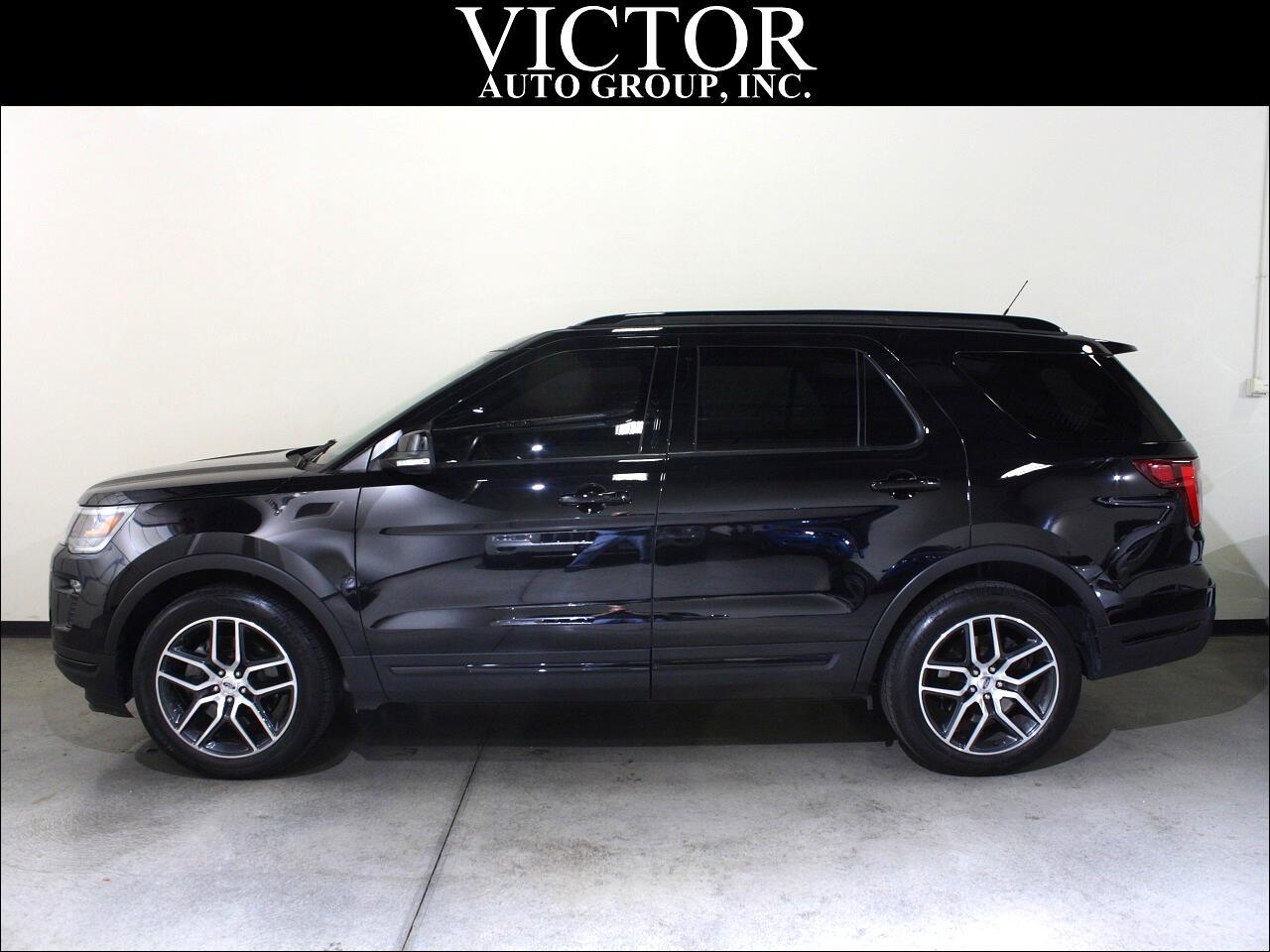 Ford Explorer Sport 4WD 2019