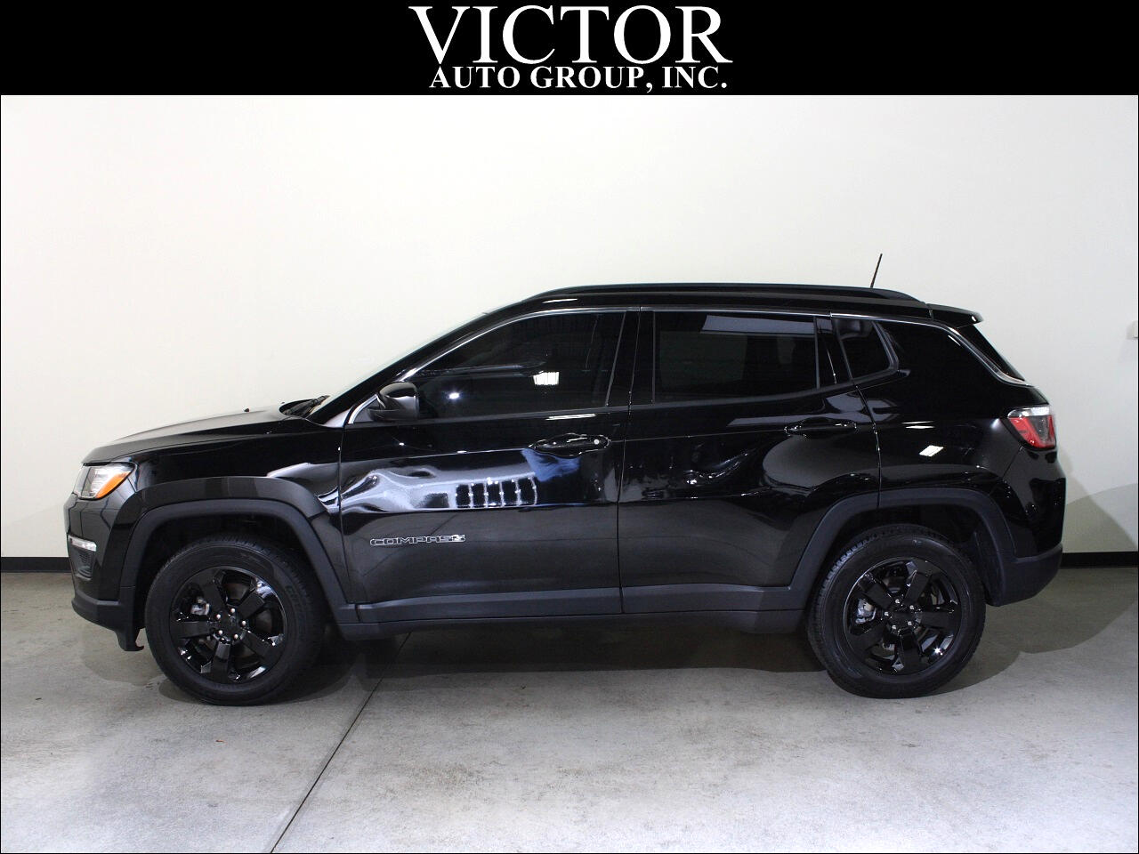 Jeep Compass Latitude 4WD 2018