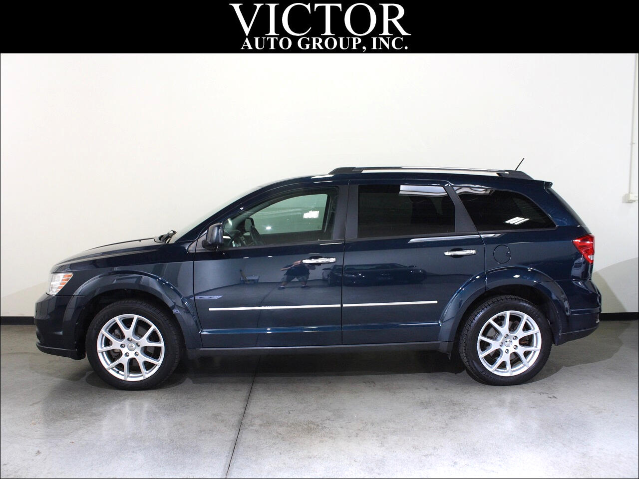 Dodge Journey Limited AWD 2014