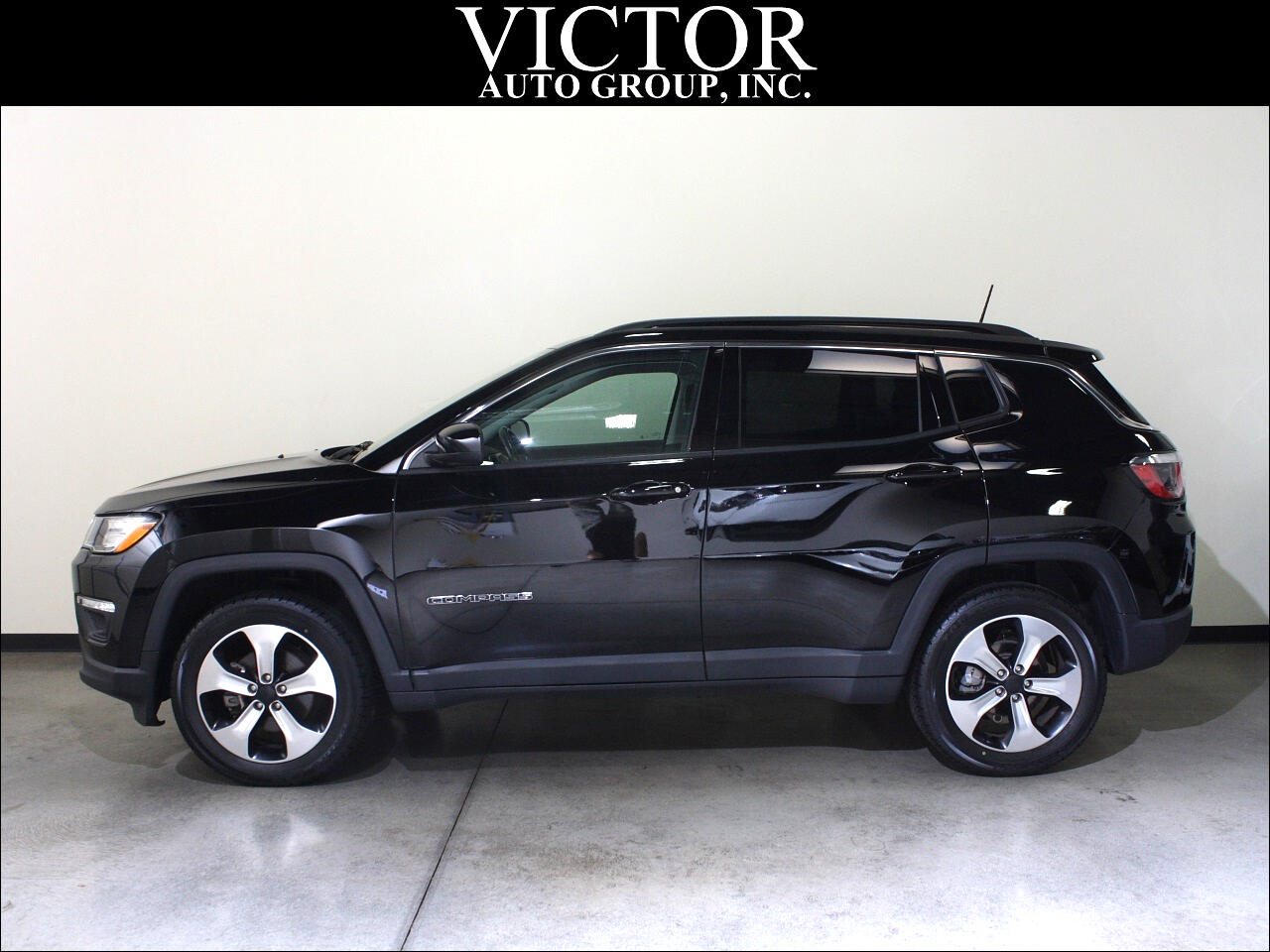 Jeep Compass Latitude 4WD 2018