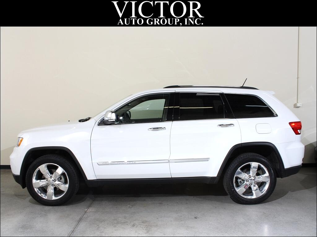2013 Jeep Grand Cherokee Limited 4x4 NAVIGATION