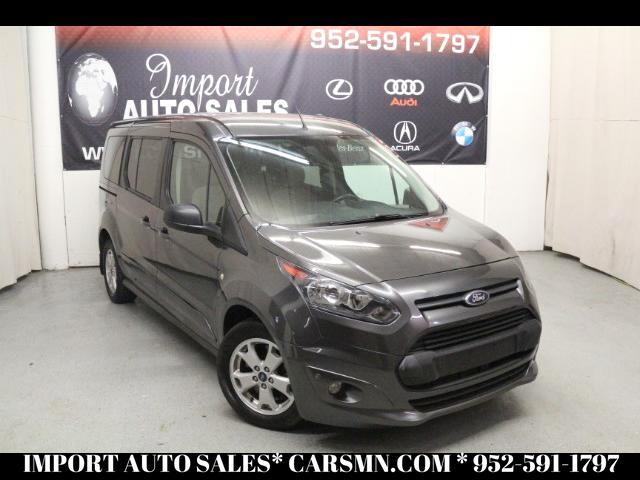 2015 Ford Transit Connect Wagon XLT w/Rear Liftgate LWB