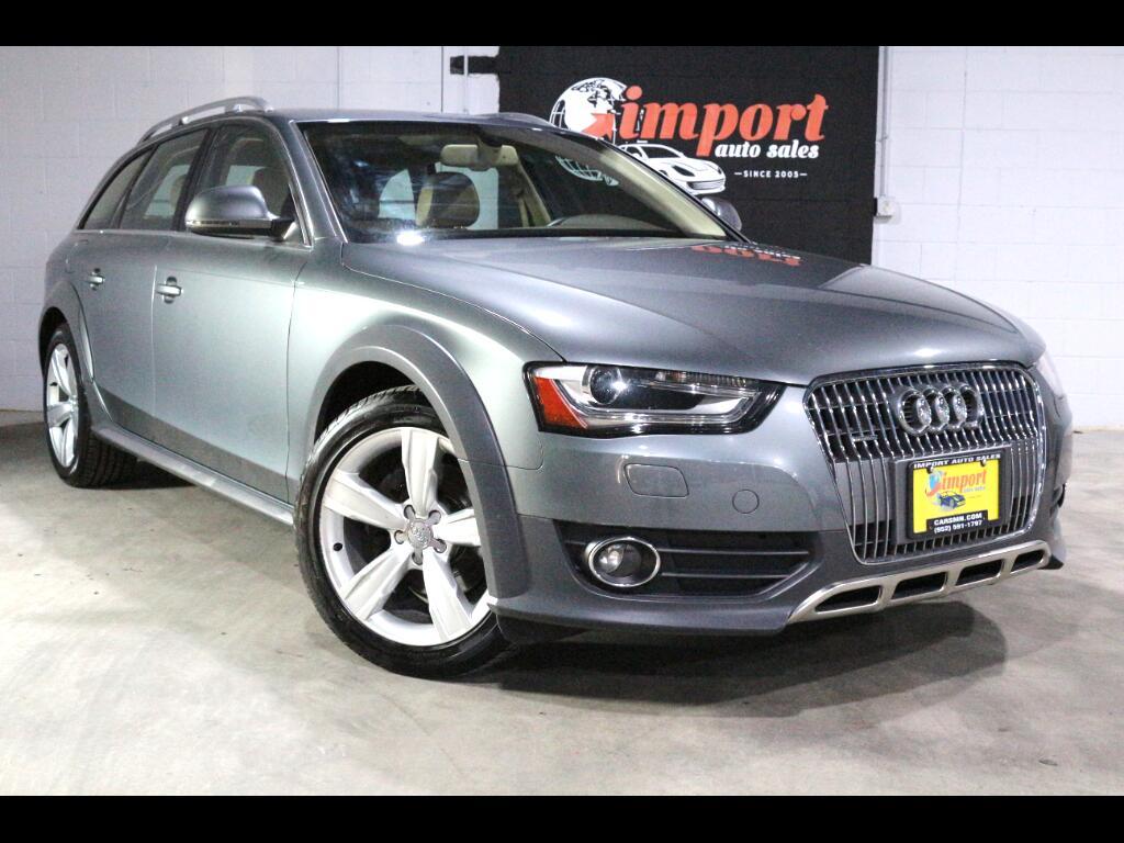 2013 Audi allroad 2.0T Premium Plus Quattro Tiptronic
