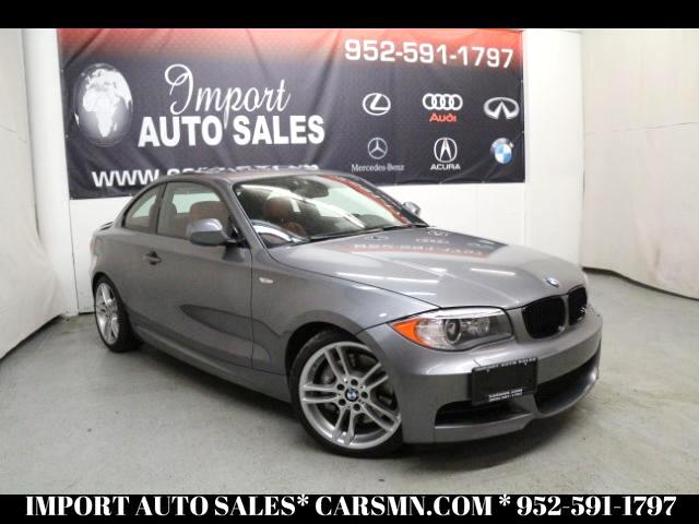 2013 BMW 1-Series 135i Coupe M Sport