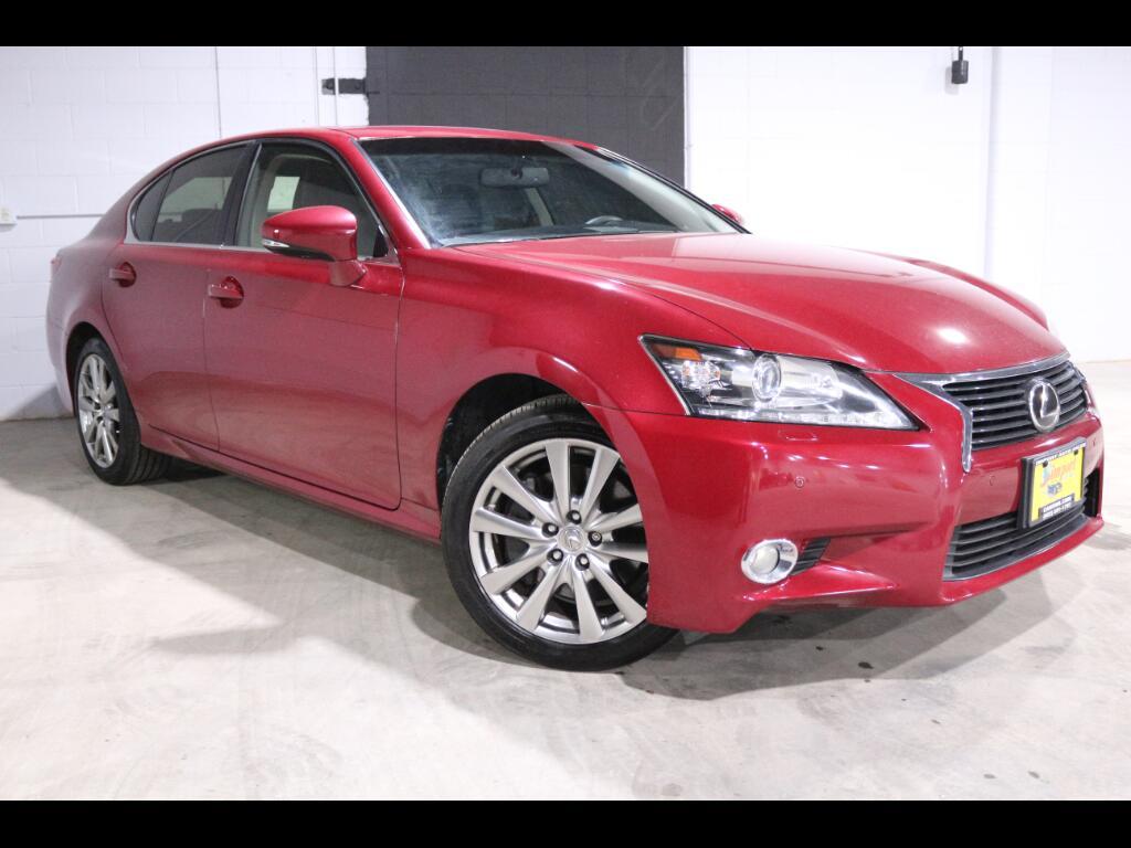 2013 Lexus GS 350 4dr Sdn AWD