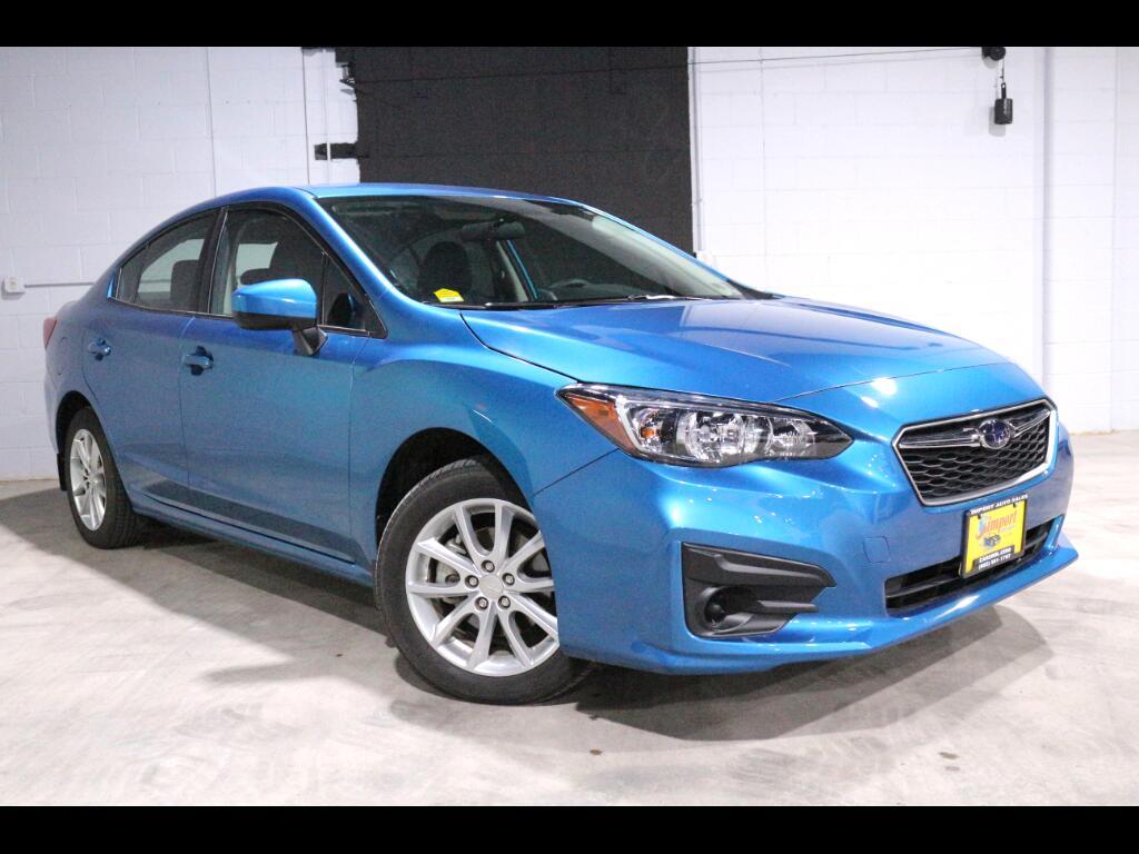 2017 Subaru Impreza 2.0i 4-door CVT