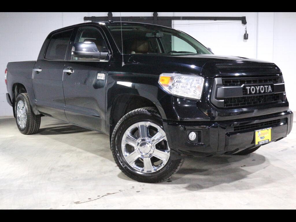 2015 Toyota Tundra 4WD Truck CrewMax 5.7L FFV V8 6-Spd AT 1794 (Natl)