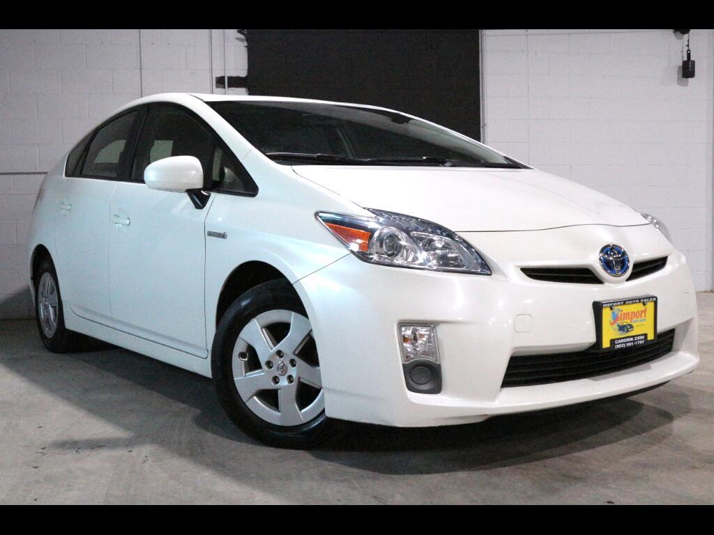 2011 Toyota Prius 5dr HB II (Natl)