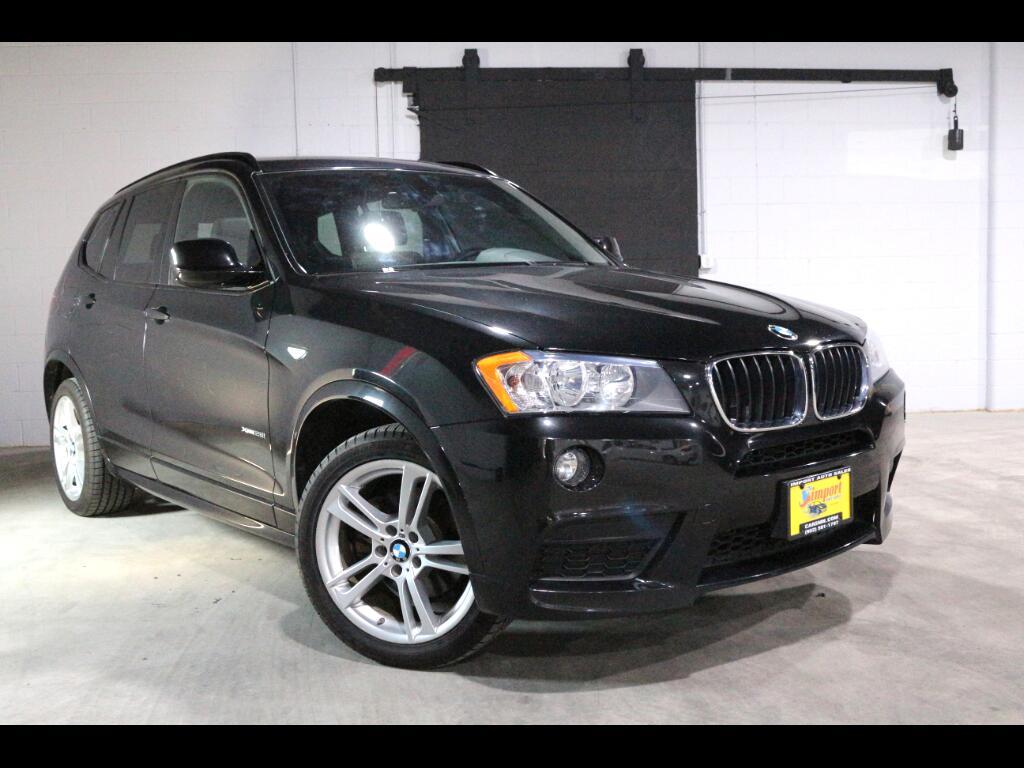 2013 BMW X3 AWD 4dr xDrive28i