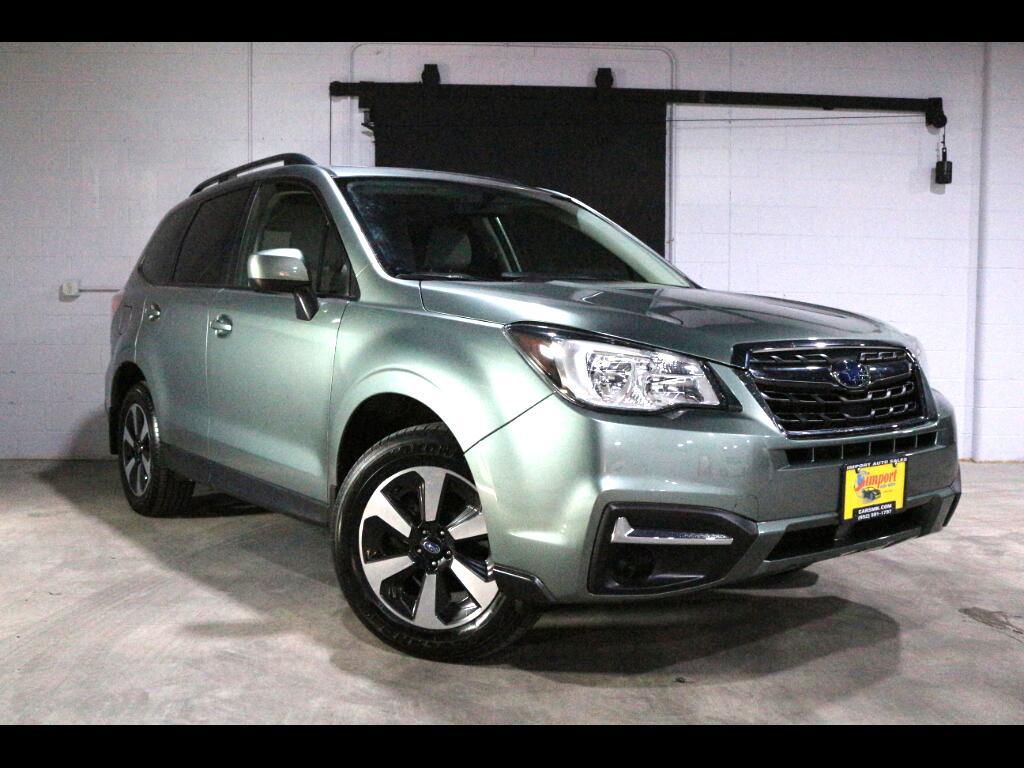 2017 Subaru Forester 2.5i Premium CVT