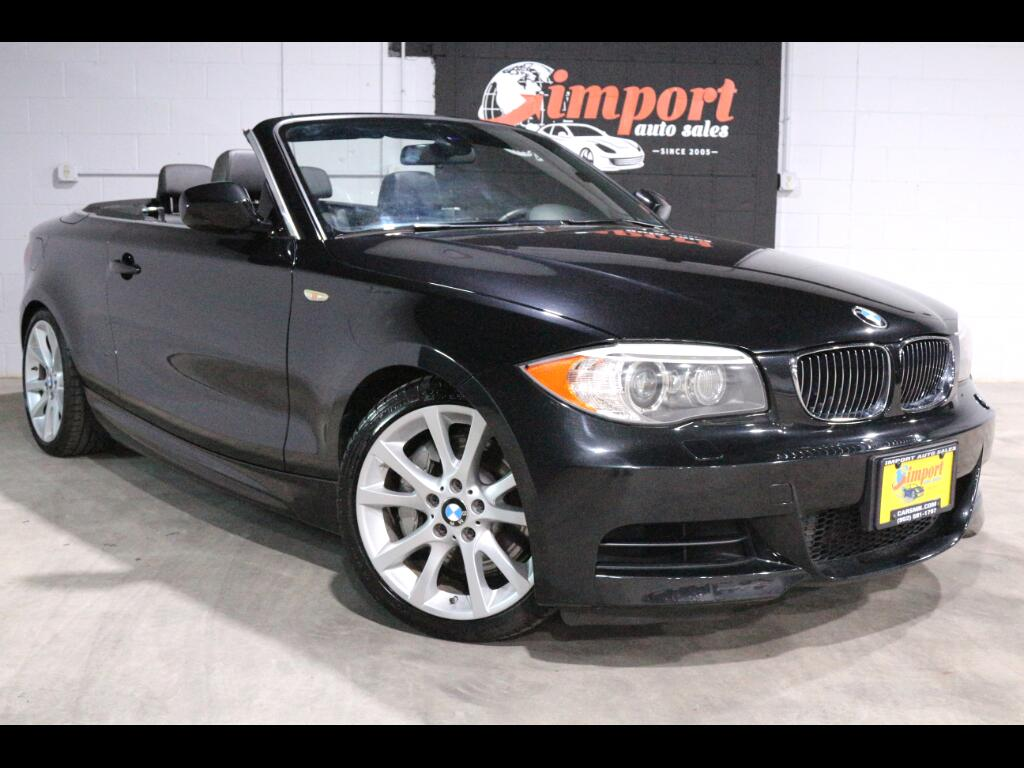2013 BMW 1 Series 2dr Conv 135is