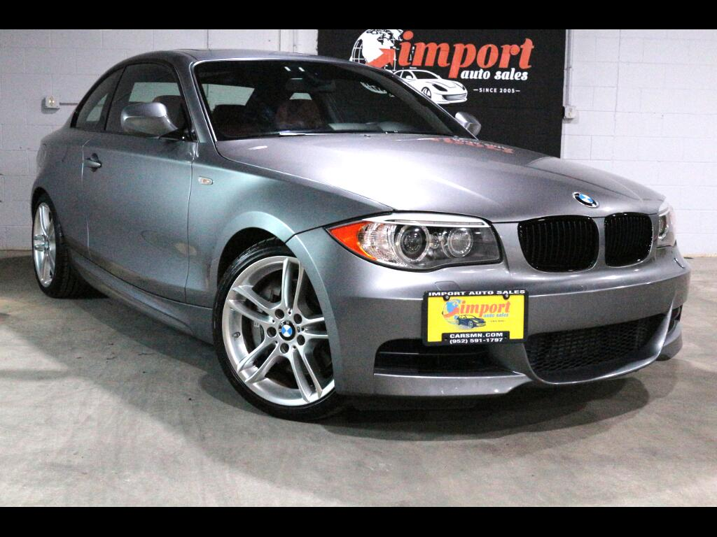2013 BMW 1 Series 2dr Cpe 135i