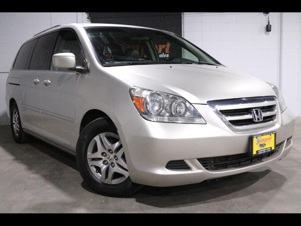 2007 Honda Odyssey 5dr EX-L w/RES
