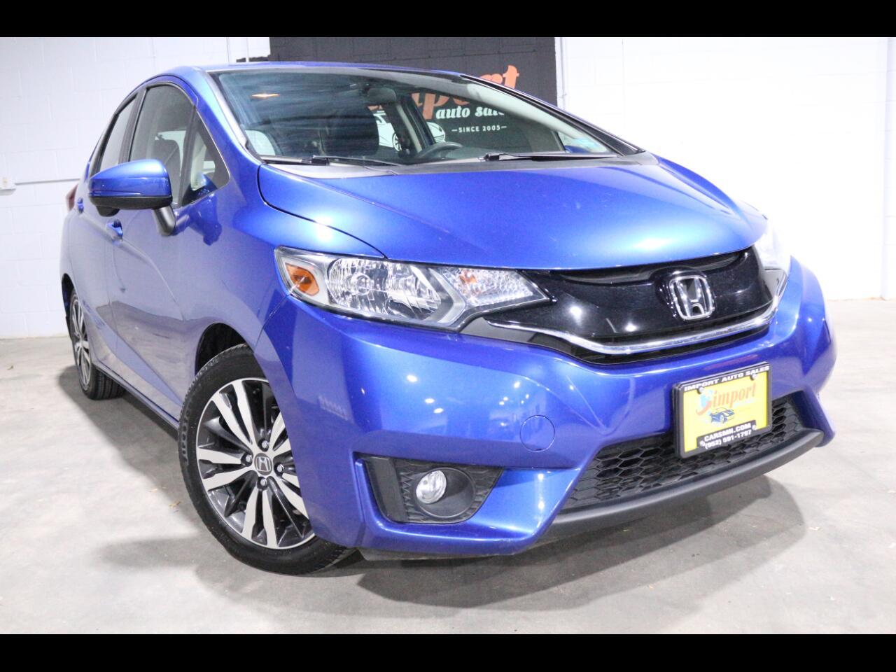 2015 Honda Fit 5dr HB CVT EX