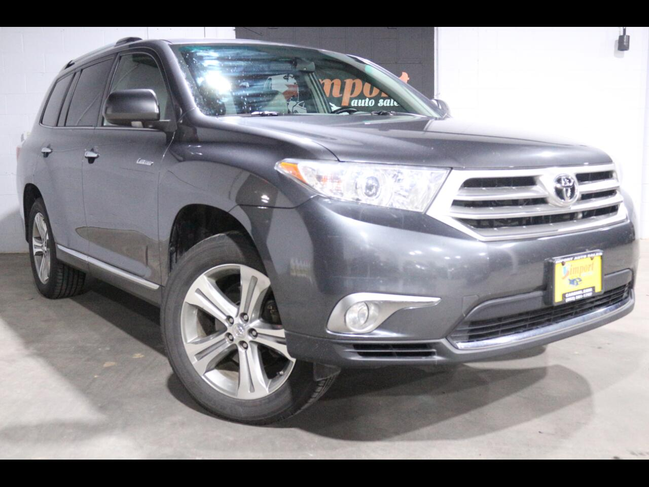 2011 Toyota Highlander 4WD 4dr V6  Limited (Natl)