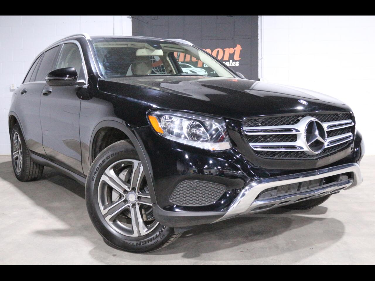 2016 Mercedes-Benz GLC 4MATIC 4dr GLC 300