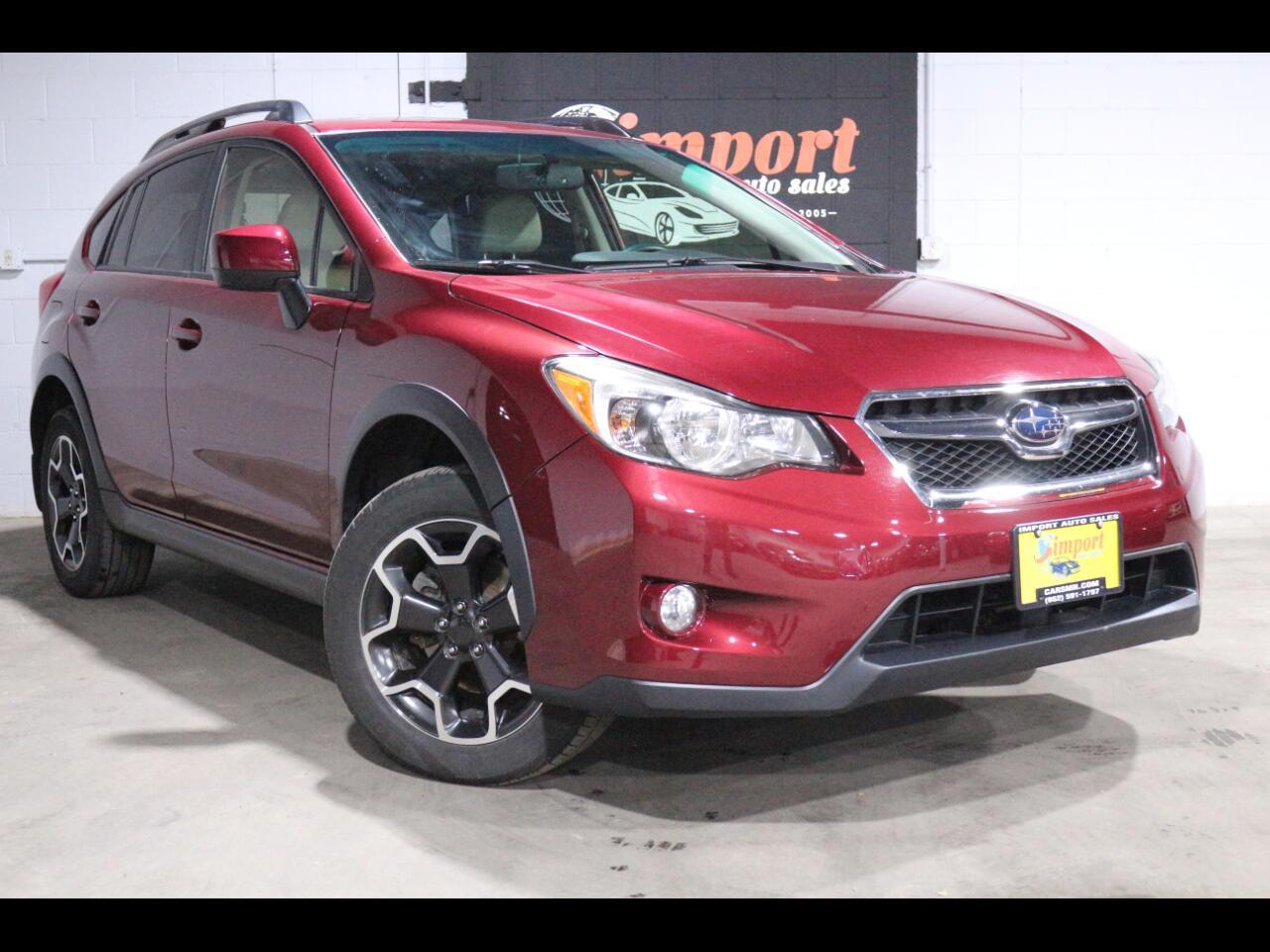 2014 Subaru XV Crosstrek 5dr Auto 2.0i Limited
