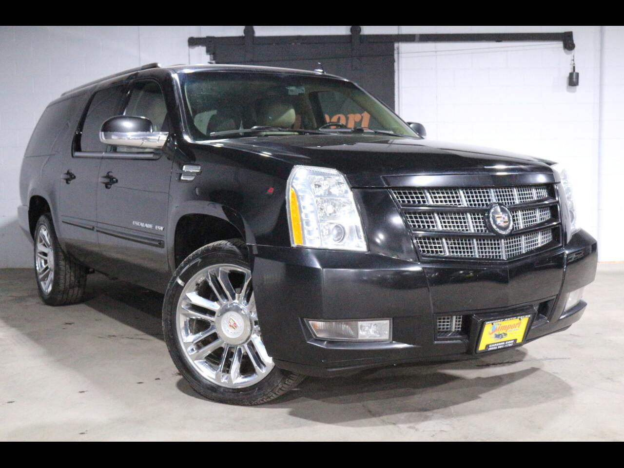 2012 Cadillac Escalade ESV AWD 4dr Premium