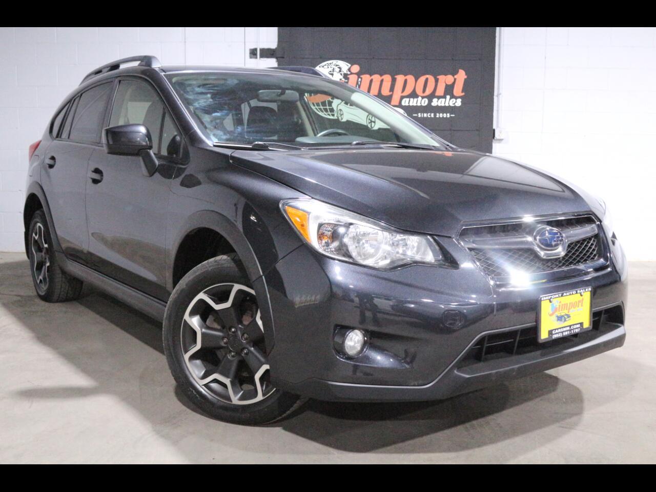 2015 Subaru XV Crosstrek 5dr CVT 2.0i Premium