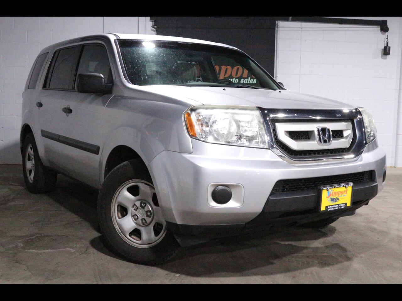 Used 2011 Honda Pilot 4wd 4dr Lx For Sale In Minneapolis