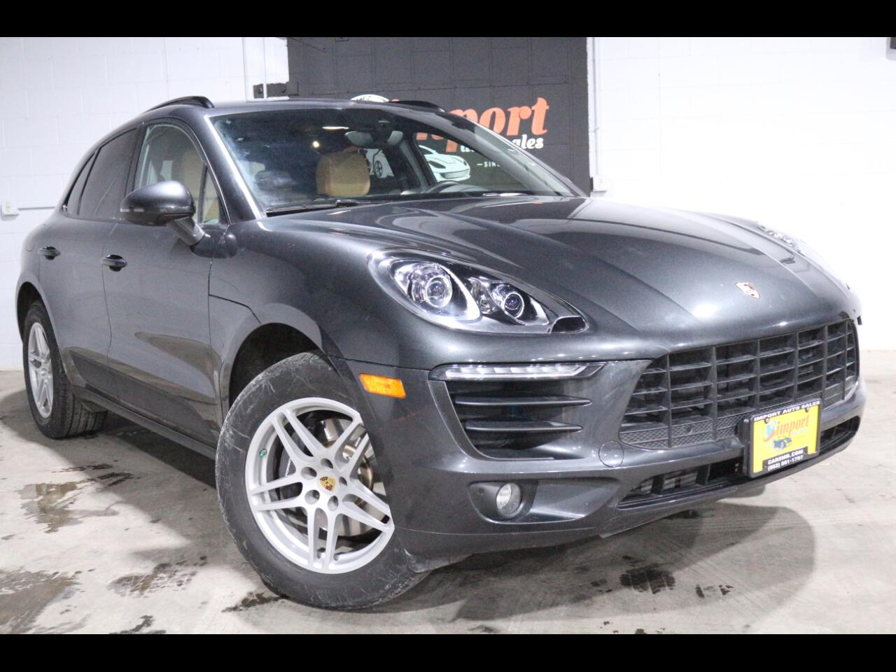 Used 2017 Porsche Macan For Sale In Golden Valley Mn 55426