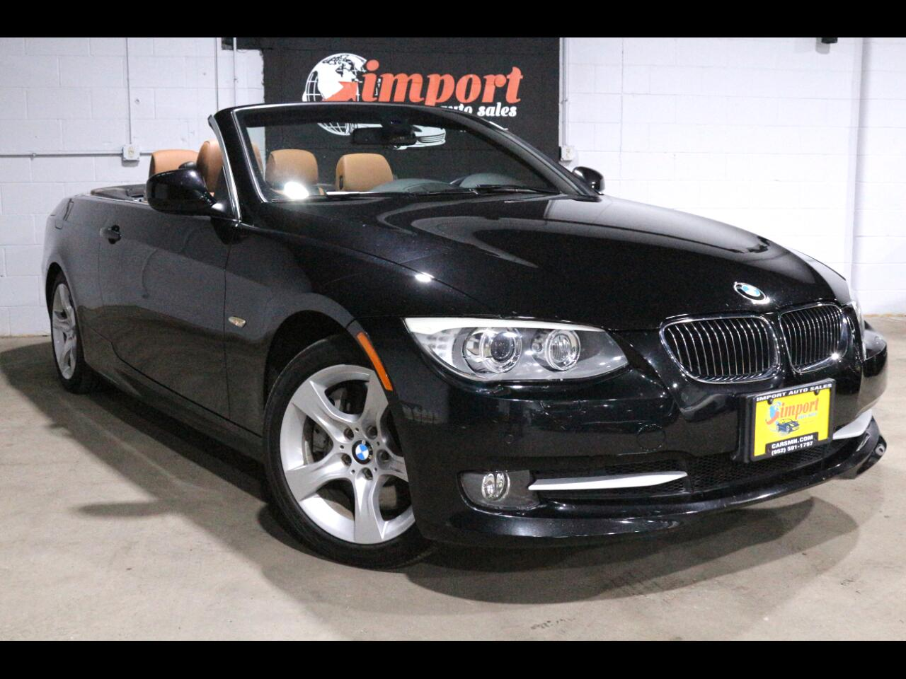 2011 BMW 3 Series 2dr Conv 335i