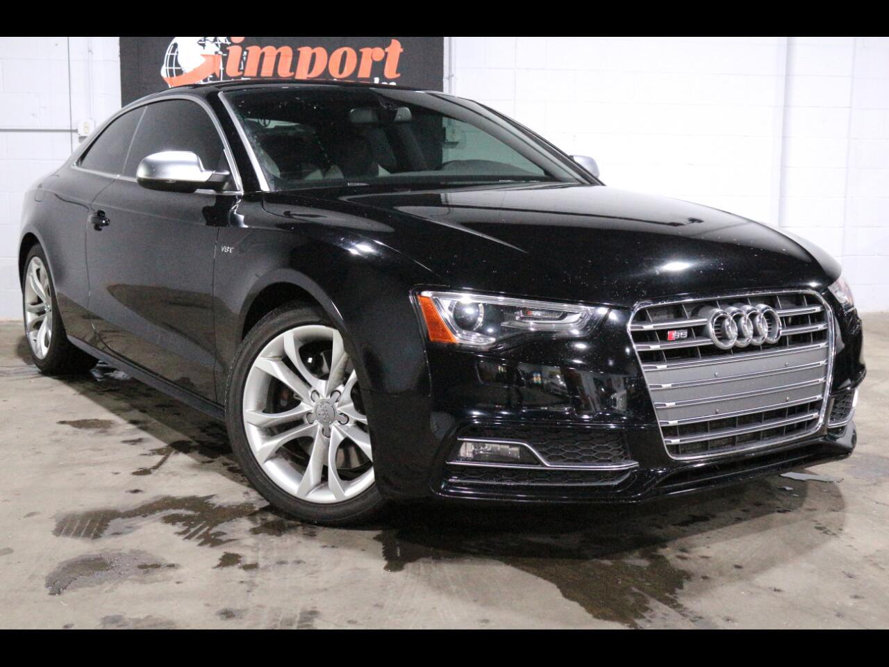 2013 Audi S5 2dr Cpe Auto Premium Plus