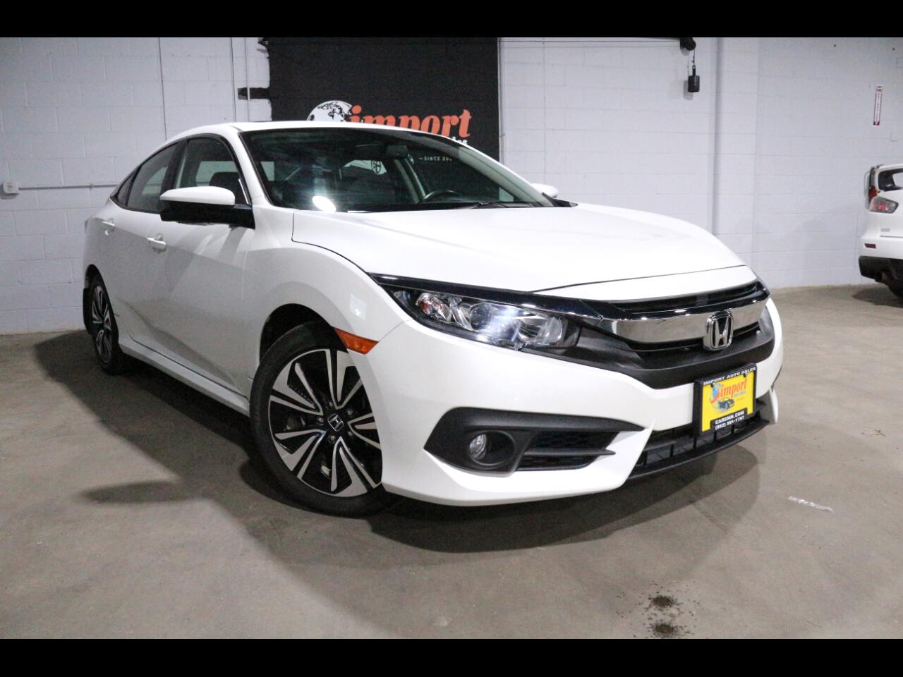 Honda Civic Sedan EX-L CVT 2017