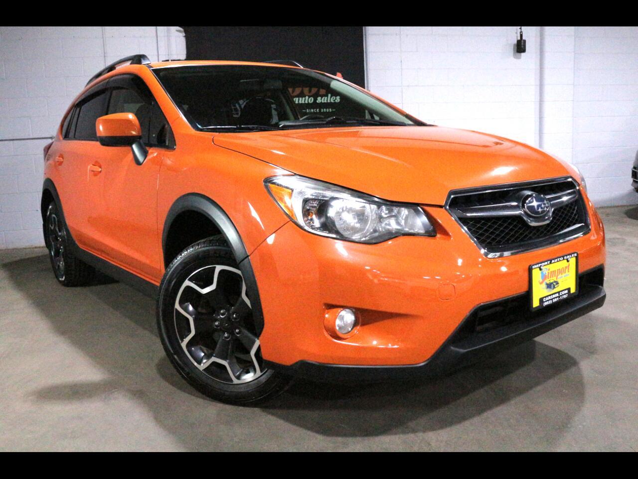 2014 Subaru XV Crosstrek 5dr Man 2.0i Premium