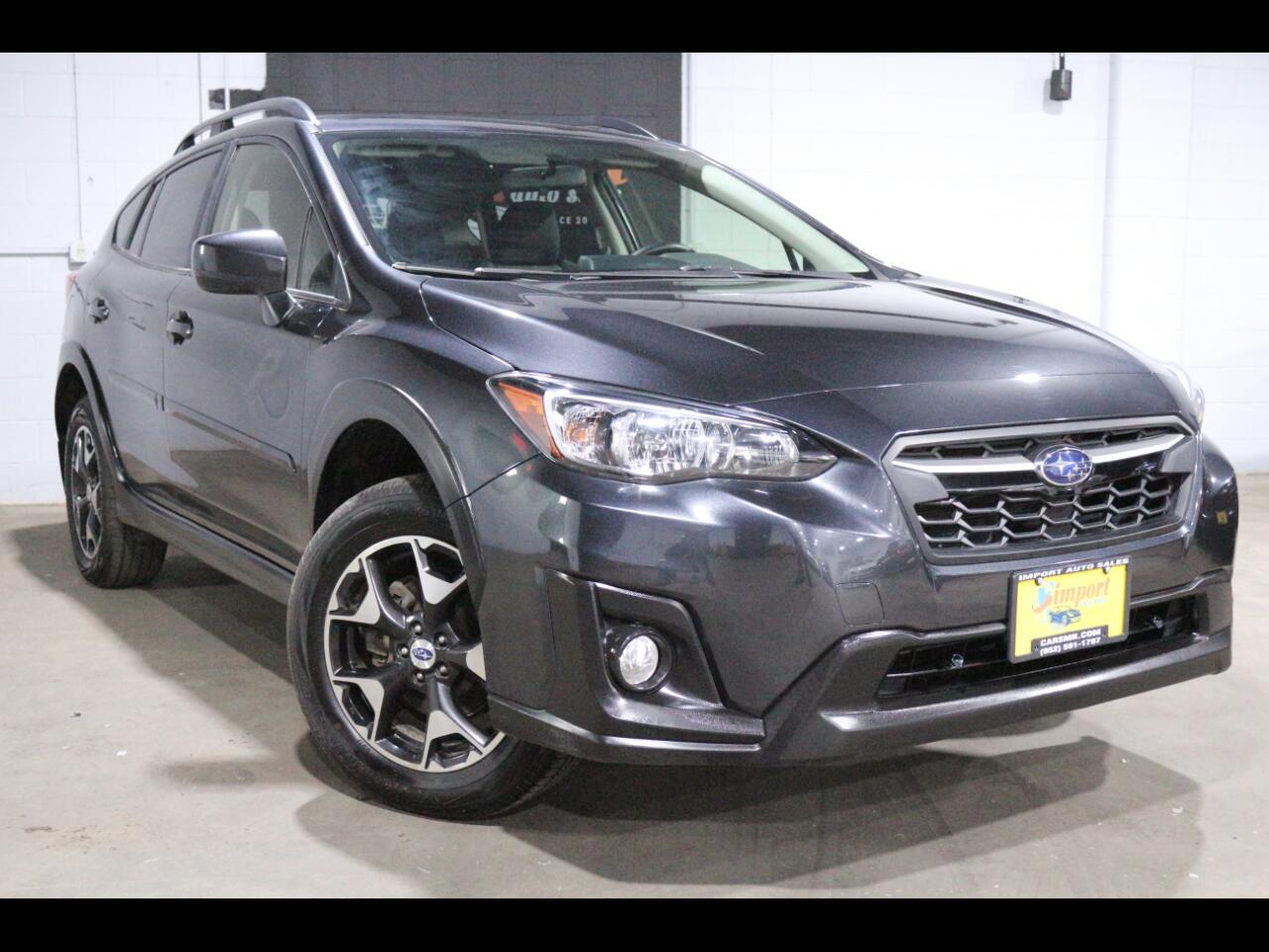 2018 Subaru Crosstrek 2.0i Premium Manual
