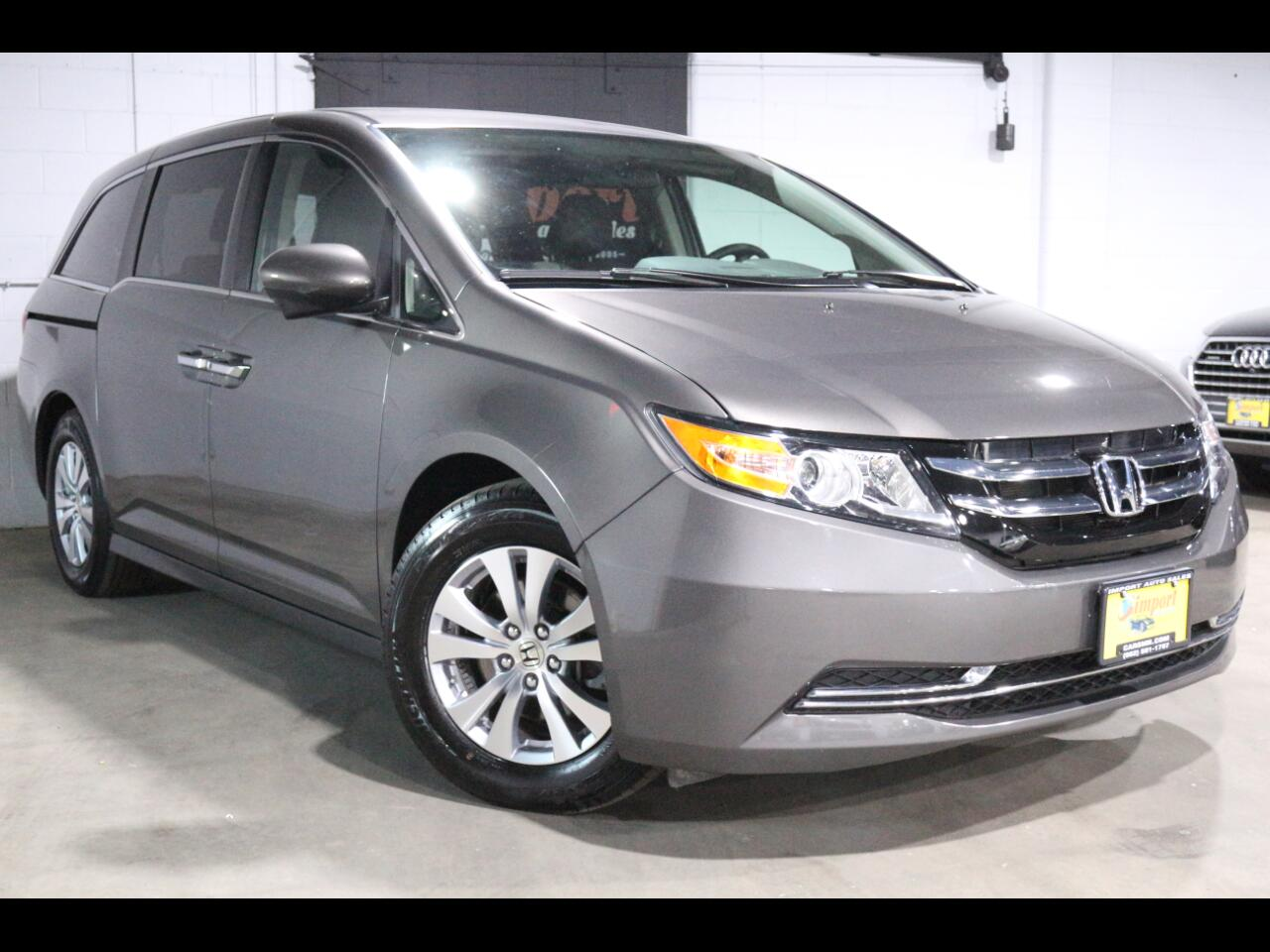 2016 Honda Odyssey 5dr EX