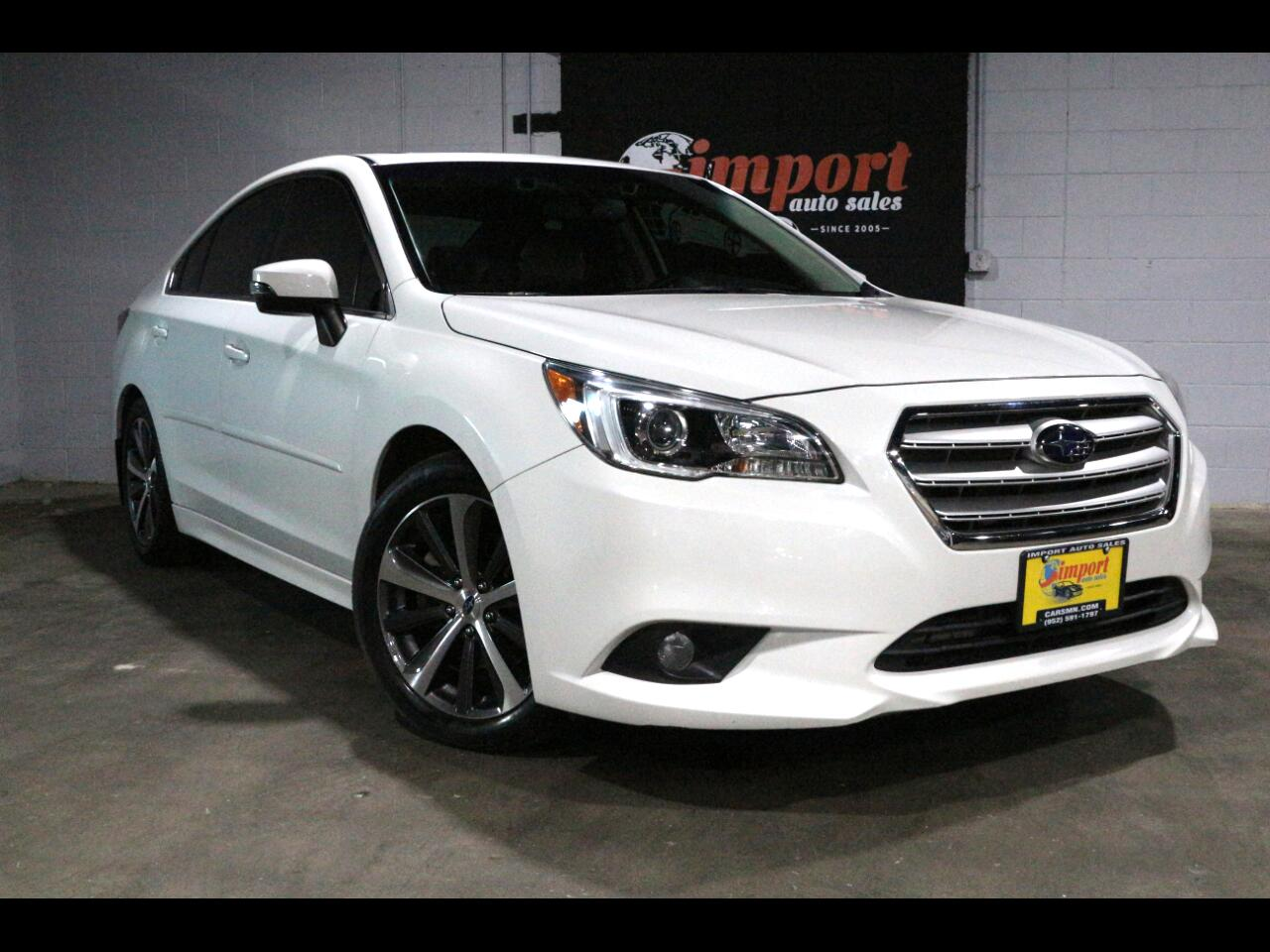 2016 Subaru Legacy 4dr Sdn 3.6R Limited