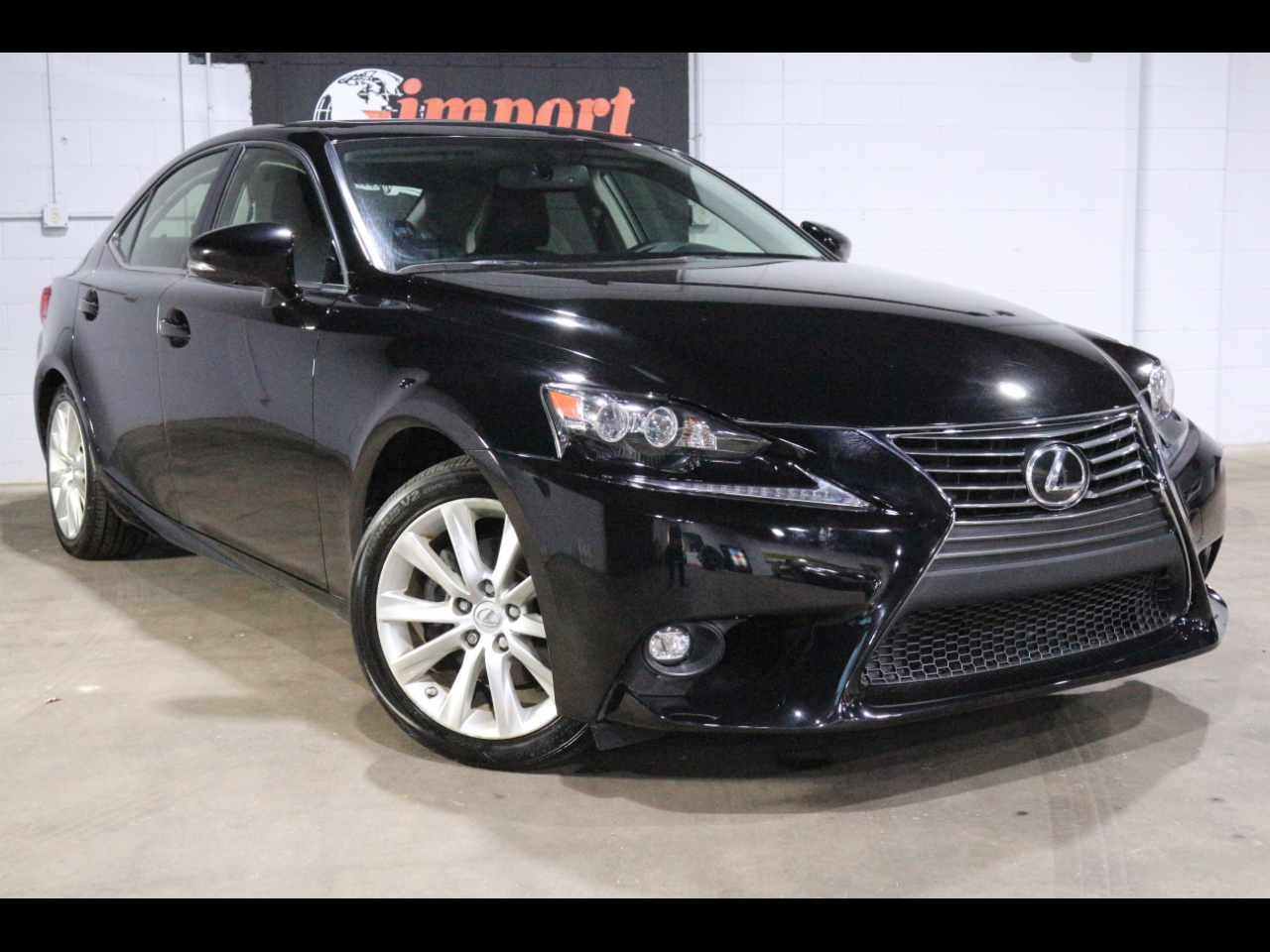 Lexus IS 250 4dr Sport Sdn AWD 2015