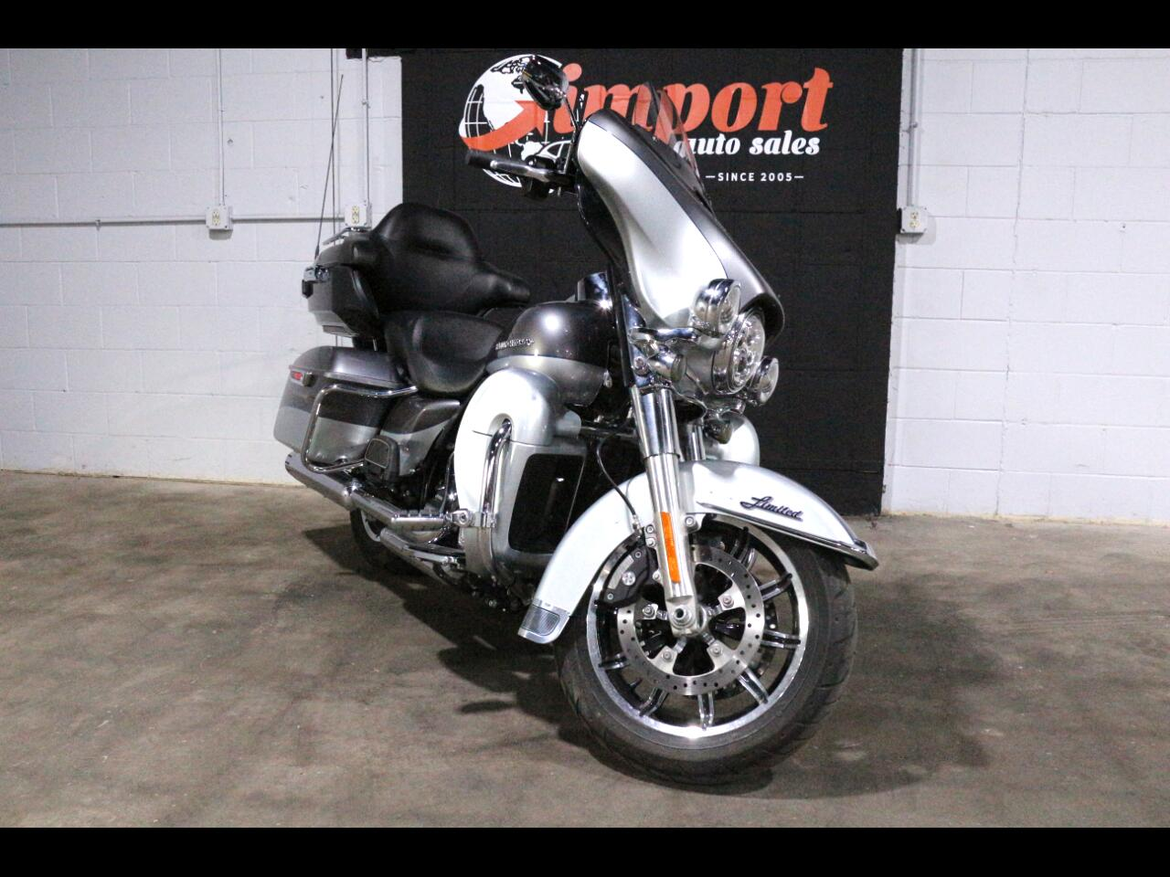 2014 Harley-Davidson FLHTK Ultra Classic Limited