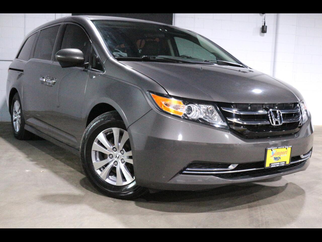 2014 Honda Odyssey 5dr EX