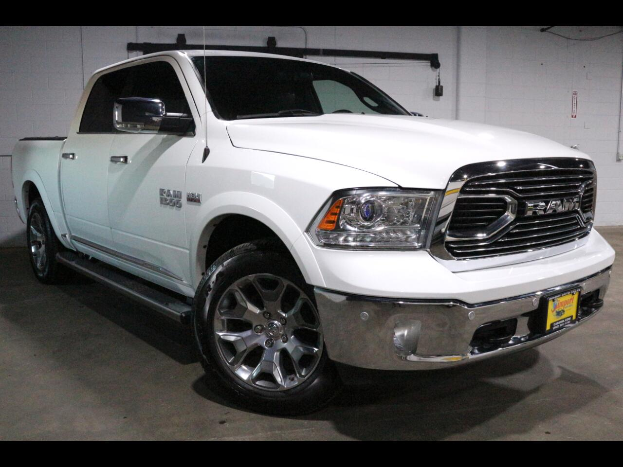 "2018 RAM 1500 Limited 4x4 Crew Cab 5'7"" Box *Ltd Avail*"