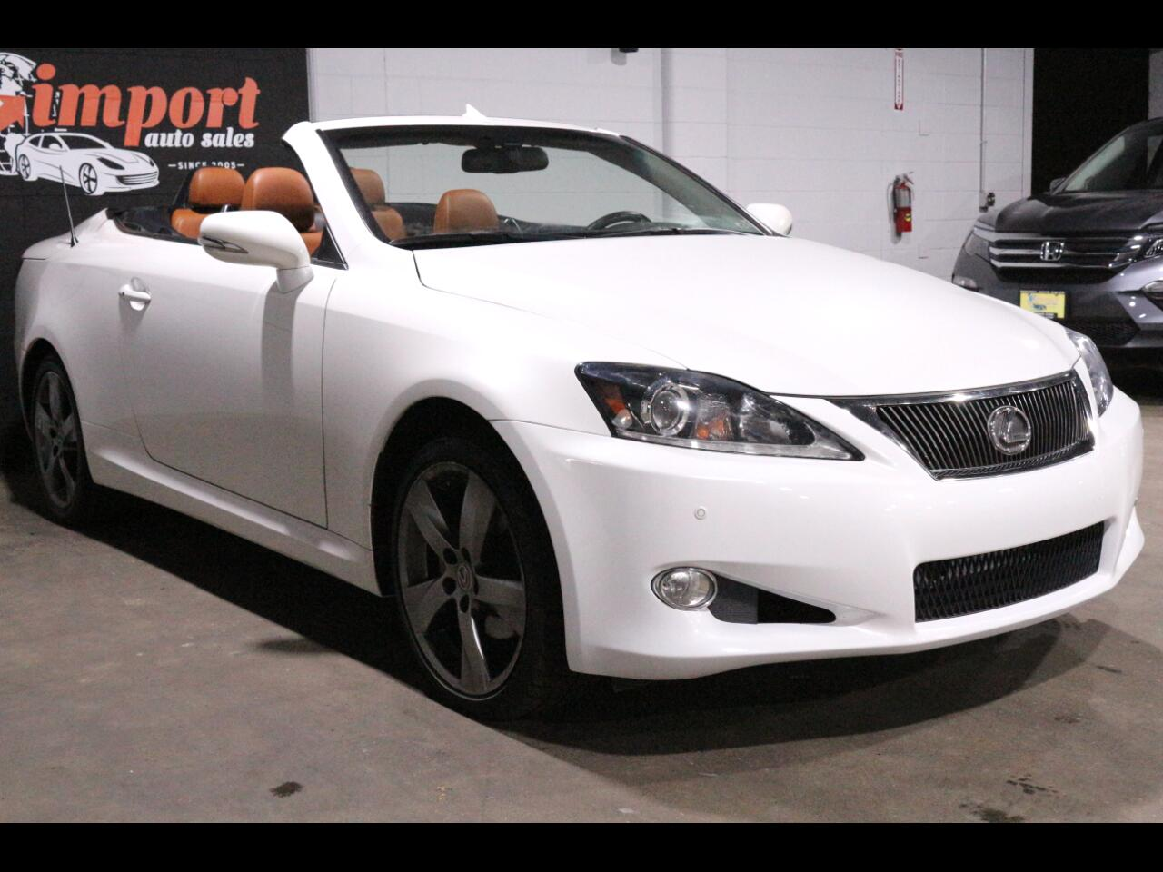 2011 Lexus IS 250C 2dr Conv Auto