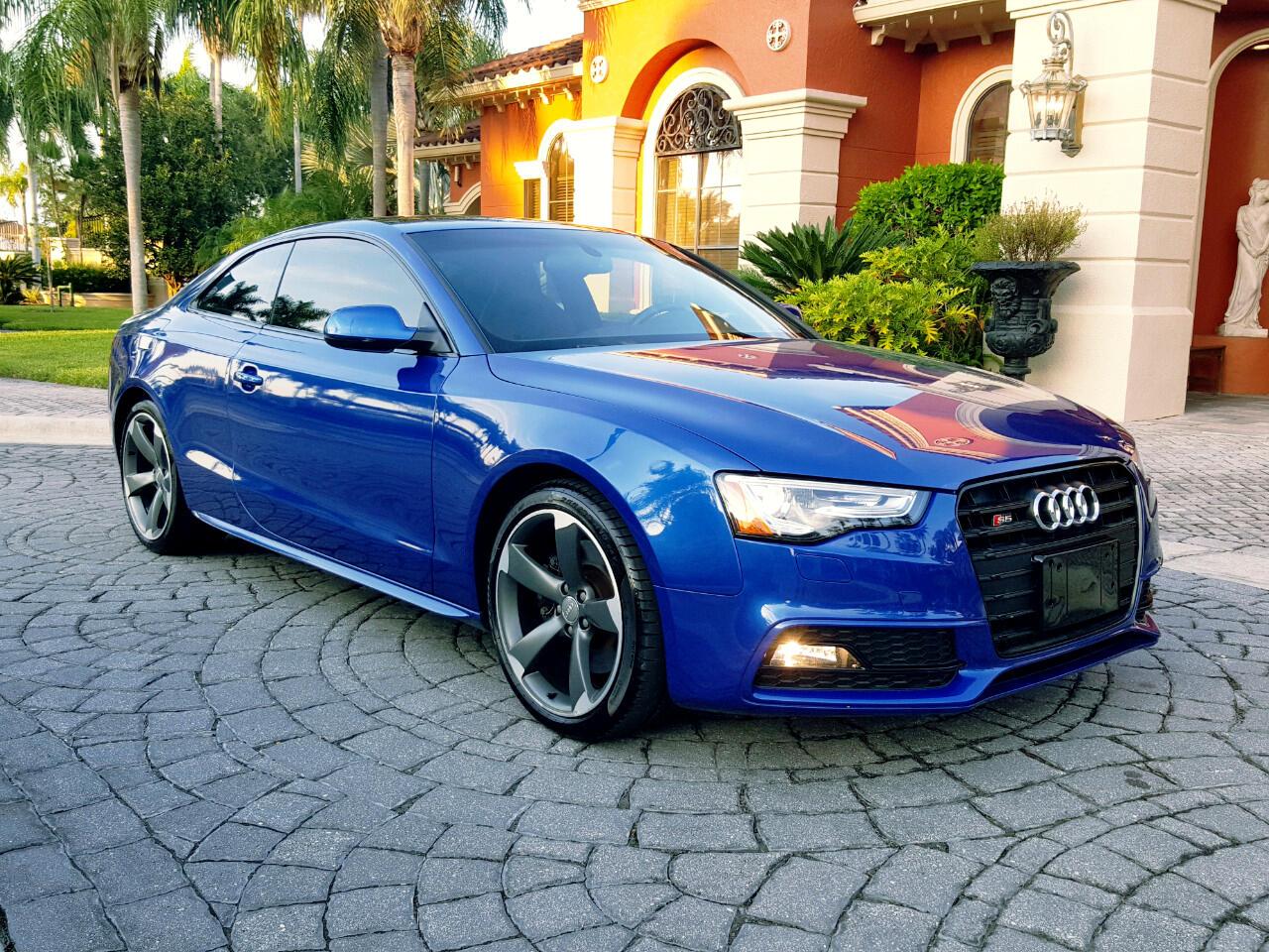 2015 Audi S5 2dr Cpe Auto Prestige