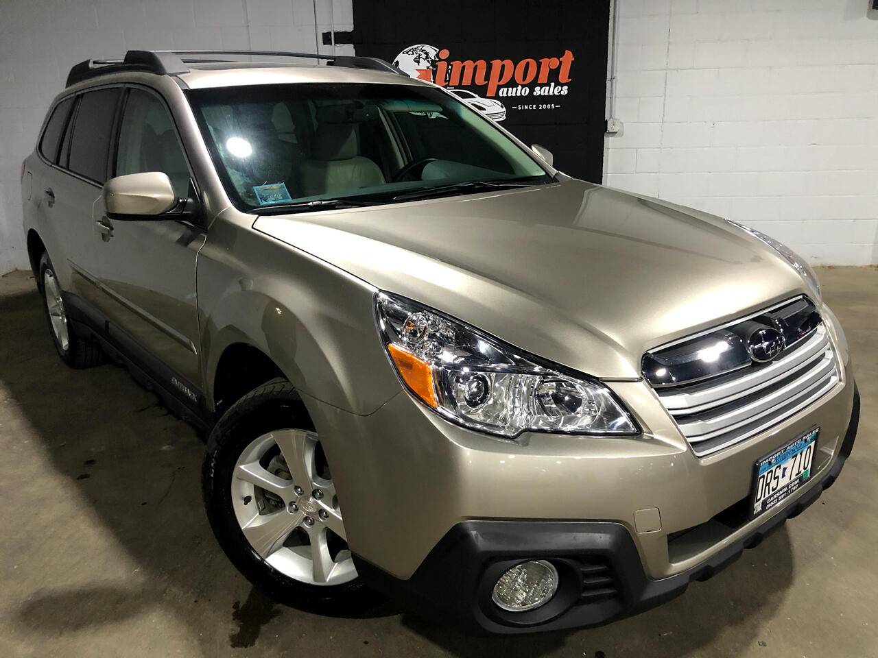 2014 Subaru Outback 2.5i Limited Wagon