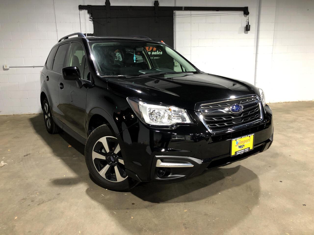 Subaru Forester 2.5i Premium 2018