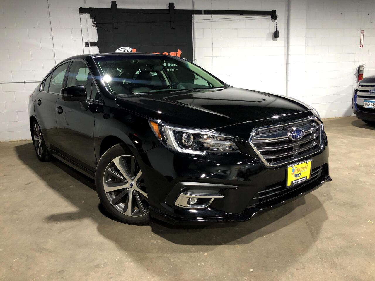 Subaru Legacy Sedan 2.5i Ltd Auto 2018