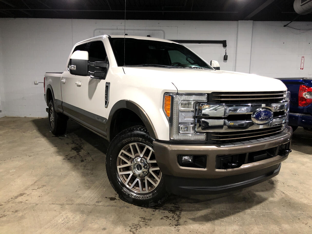 "Ford Super Duty F-250 SRW 4WD Crew Cab 156"" King Ranch 2018"