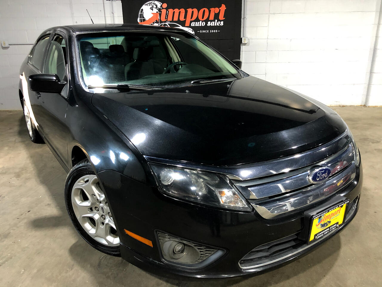 Ford Fusion SC 2010