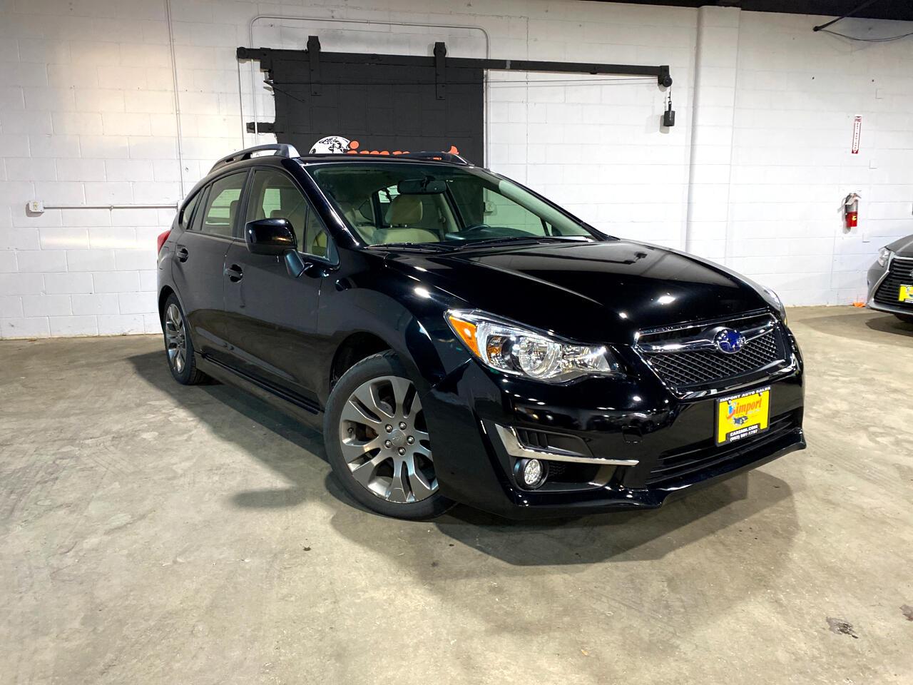 Subaru Impreza Wagon 5dr Man 2.0i Sport Premium 2013