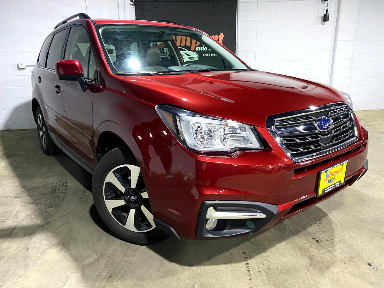 Subaru Forester 2.5i Limited CVT 2018