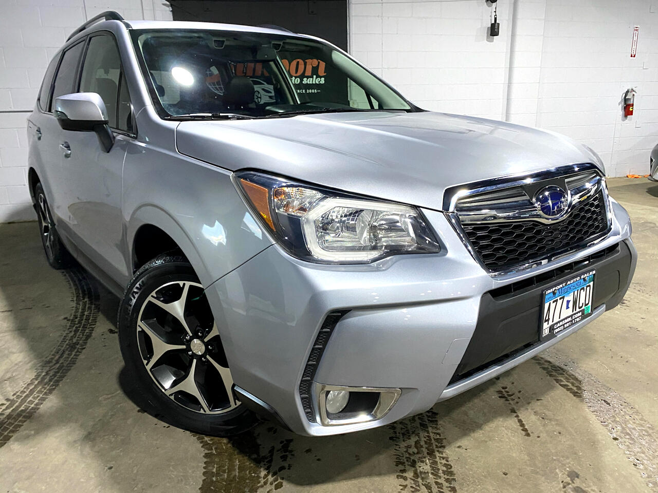 Subaru Forester 4dr Auto 2.0XT Touring 2014