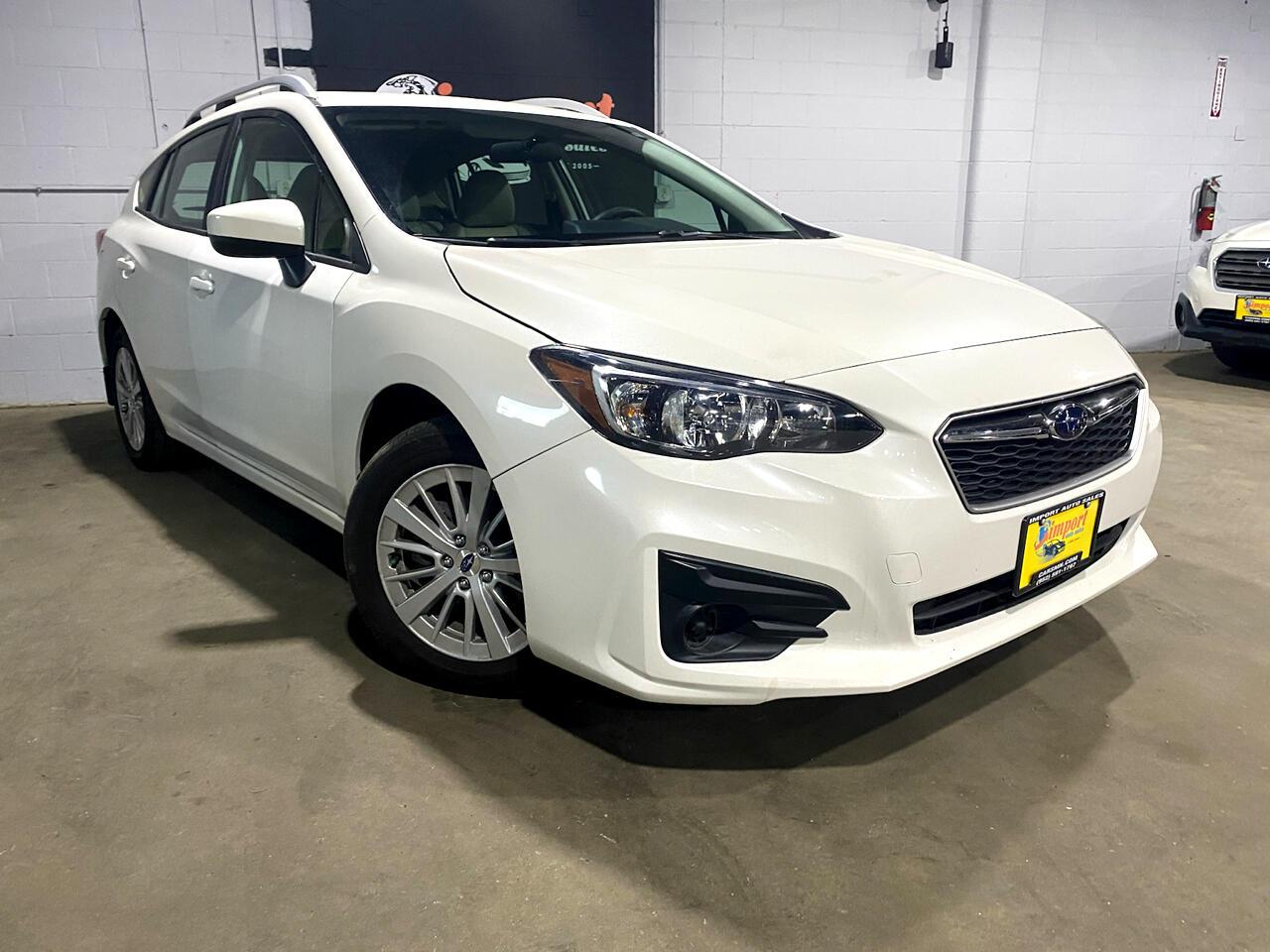 Subaru Impreza 2.0i Premium 5-door CVT 2018